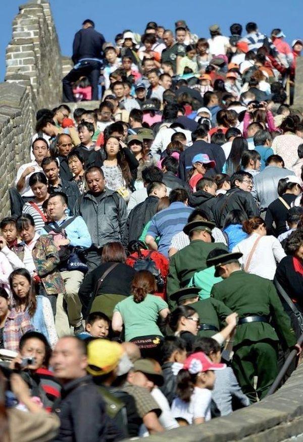 Great Wall of China (4 pics)