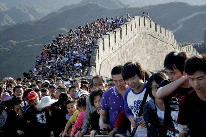 Great Wall of China (4 pics)