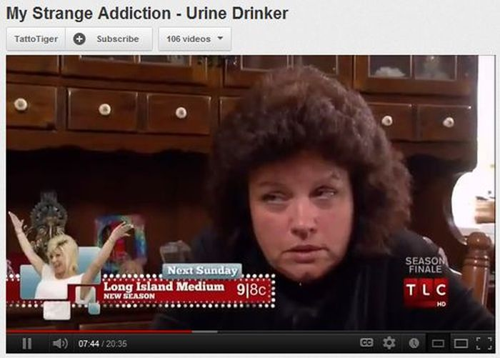 The Most WTF Addictions From My Strange Addiction (19 pics)