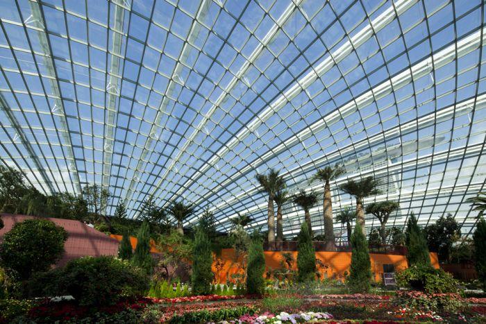 Four Seasons Winter Garden in Singapore (14 pics)
