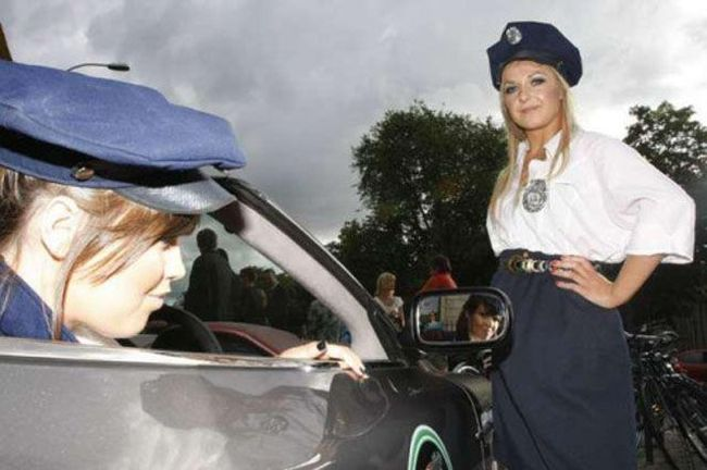 The Girls of 2012 Cannonball Run in Ireland (46 pics)