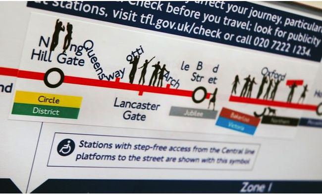 Trolling on the London Underground (20 pics)