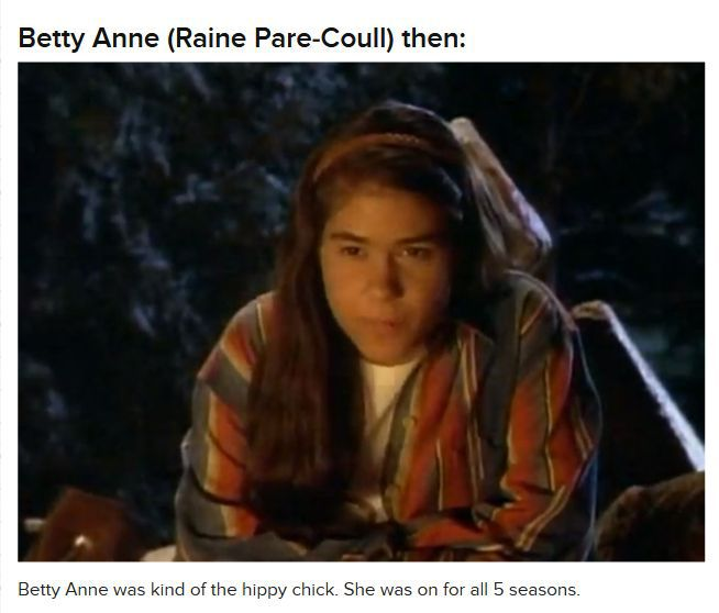 The Cast of 'Are You Afraid Of The Dark' Now (30 pics)