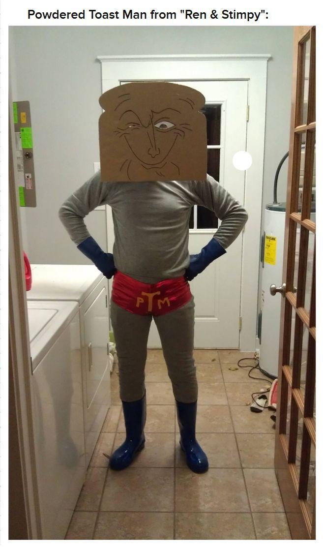 Interesting Halloween Costumes (28 pics)