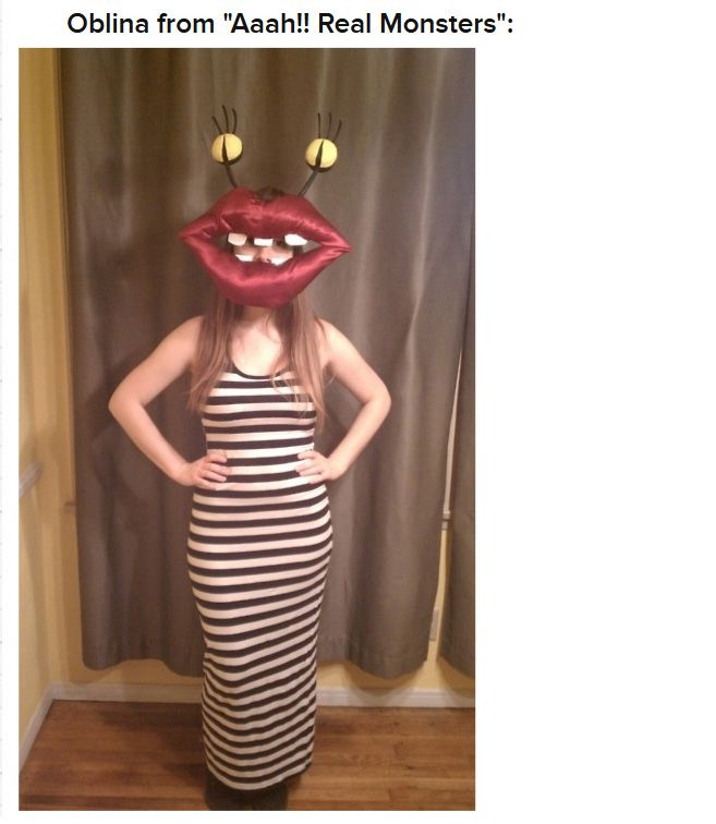 Interesting Halloween Costumes (28 pics)