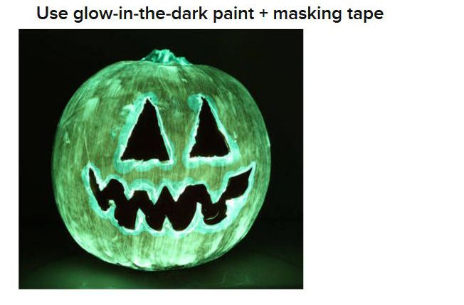Pumpkin-Carving Tutorial (13 pics)