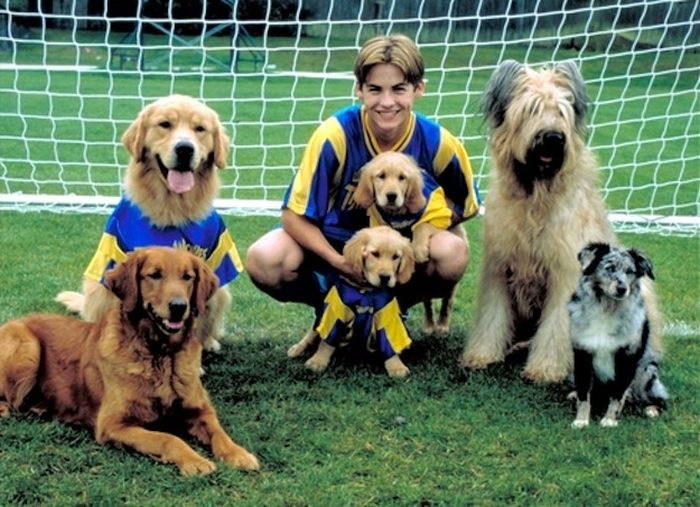 "The Kid From ""Air Bud"" Now (11 pics)"