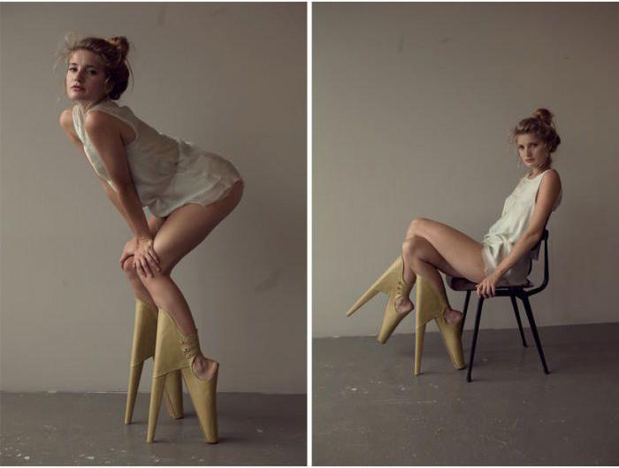 Weird Shoes (3 pics)