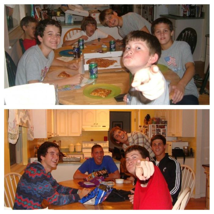 Then and Now. Part 3 (30 pics)