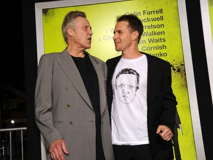 Christopher Walken T-Shirts (6 pics)