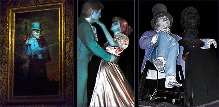 Backstage Disneyland (82 pics)