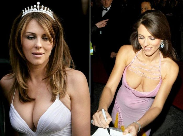 Celebrity Cleavage (15 pics)