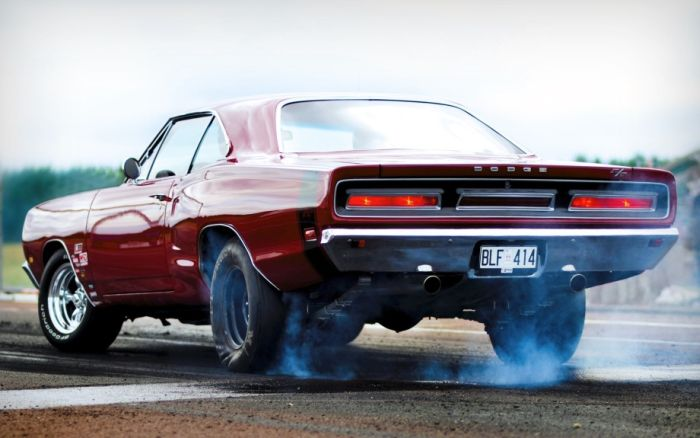 Muscle Cars (57 pics)