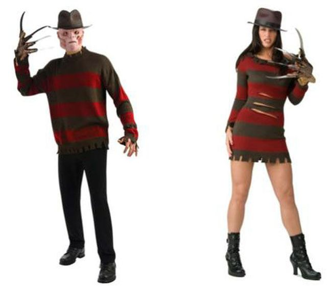 Female Halloween Costumes Are Always Sexier (22 pics)