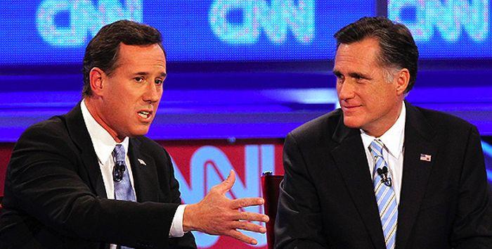 Mitt Romney Looking at People (16 pics)