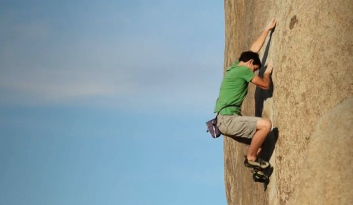 How the Rock Climbing Photos Are Made (10 pics)