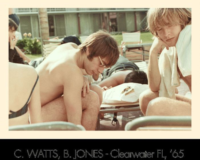 Never Before Seen Photos of the Rolling Stones (23 pics)