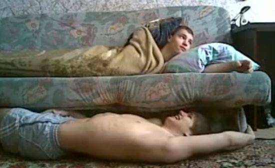 Funny Drunk Sleeping Guy Prank