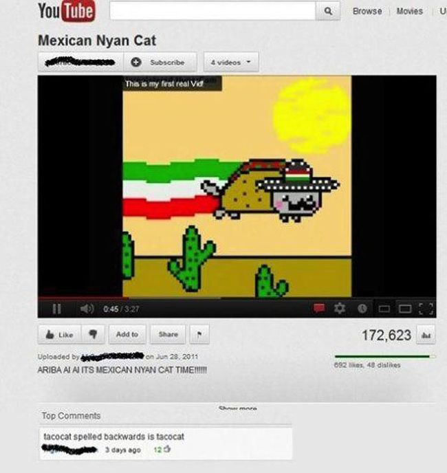 Funny Youtube Comments Part 7 (16 pics)