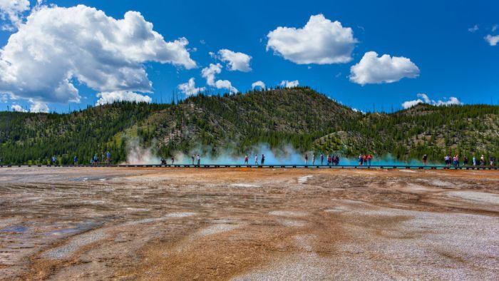 Beauty of Yellowstone (57 pics)