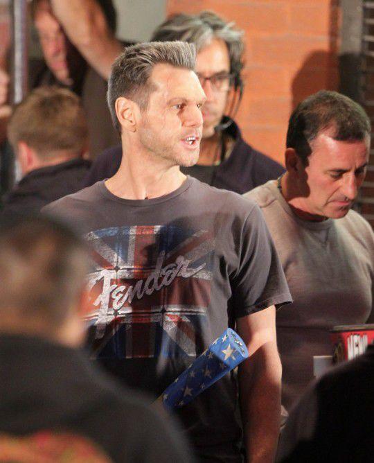Jim Carrey in Kick-Ass 2 (10 pics)