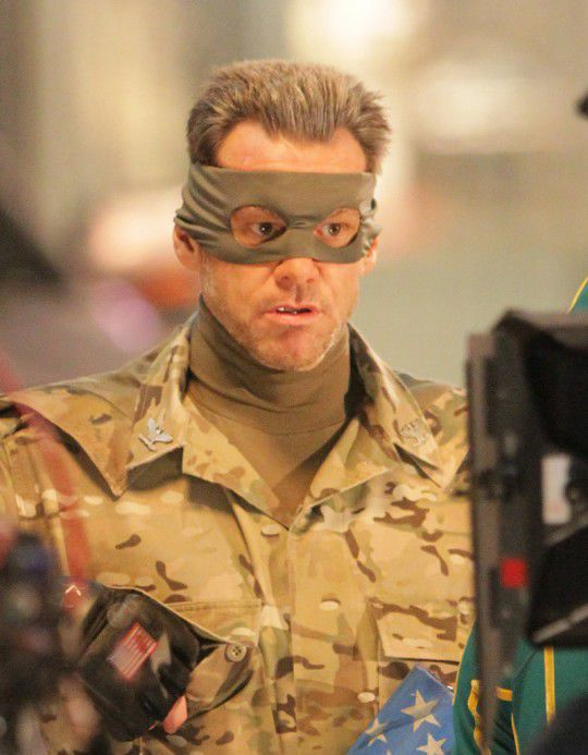Jim Carrey in Kick-Ass 2 (10 pics)
