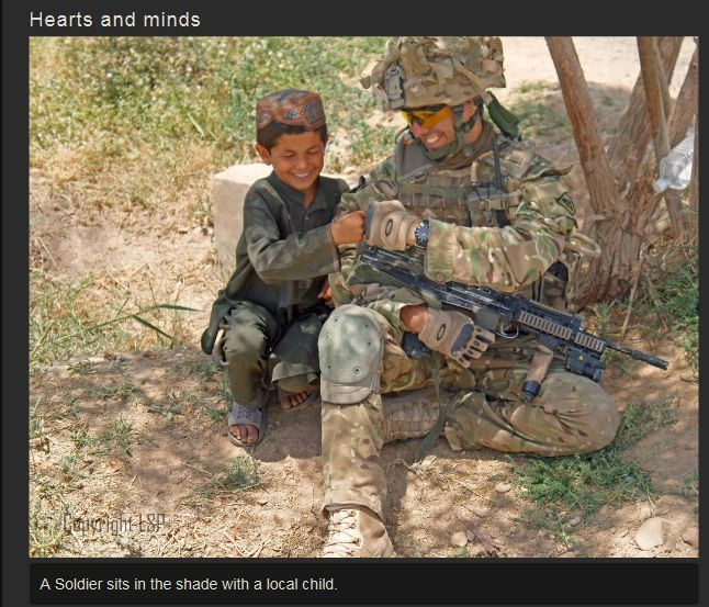 The War in Afghanistan. Part 2 (20 pics)