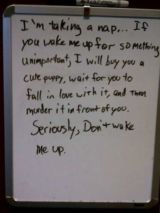 Passive Aggressive Notes (24 pics)