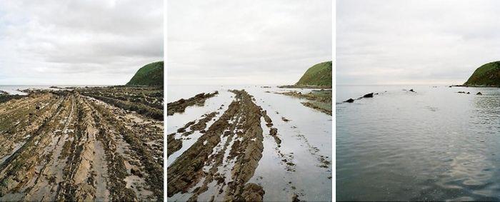 High Tide vs Low Tide (26 pics)