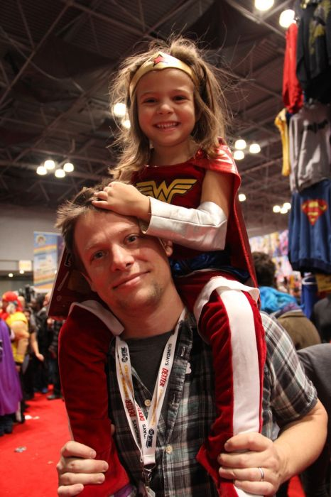 Young Cosplayers At New York Comic Con (34 pics)
