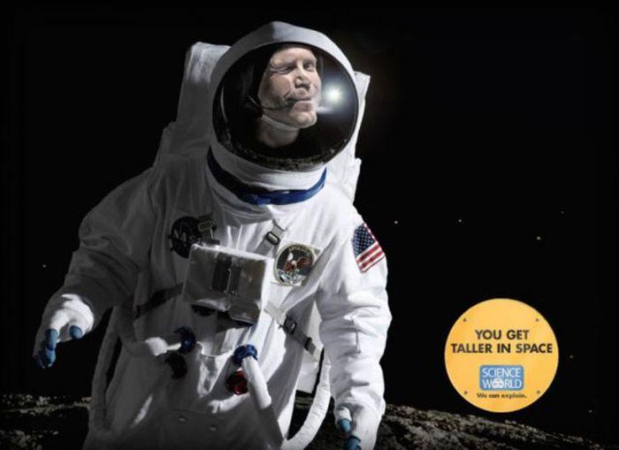 Science World Adverts (25 pics)
