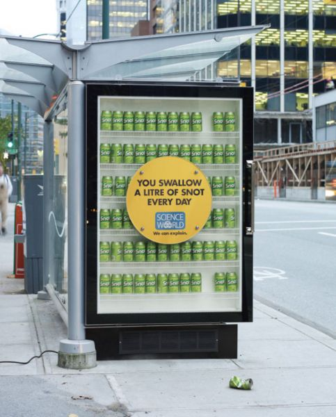 Science World Adverts (25 pics)
