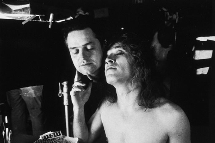Behind the Scenes of 'Silence of the Lambs' (10 pics)