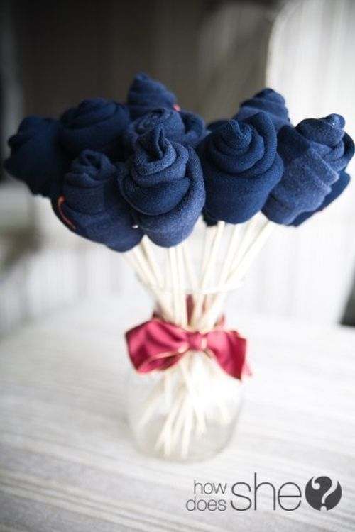 A Bouquet of... What? (4 pics)