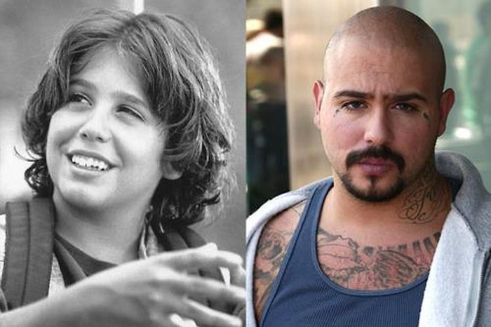 Francis Capra Then and Now (11 pics)