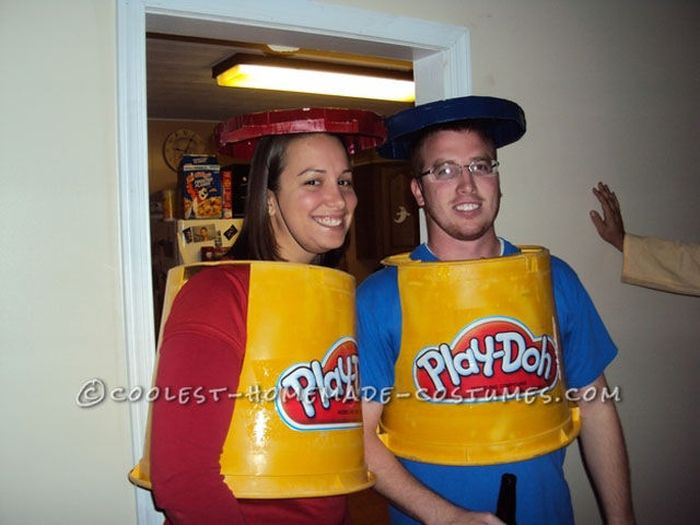 DIY Halloween Costumes (58 pics)