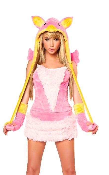 Sara Jean Underwood Halloween Costumes (40 pics)