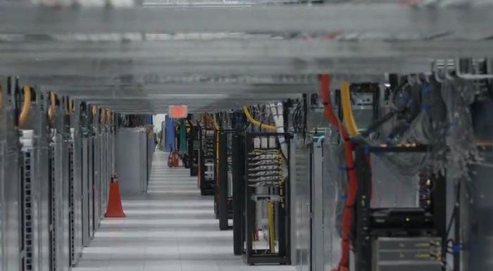Google's Top-Secret Data Center (37 pics)