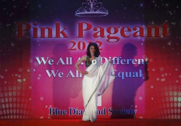Nepal Transgender Contest 2012 (18 pics)