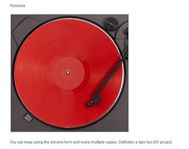 How to Pirate a Vinyl Record (9 pics)