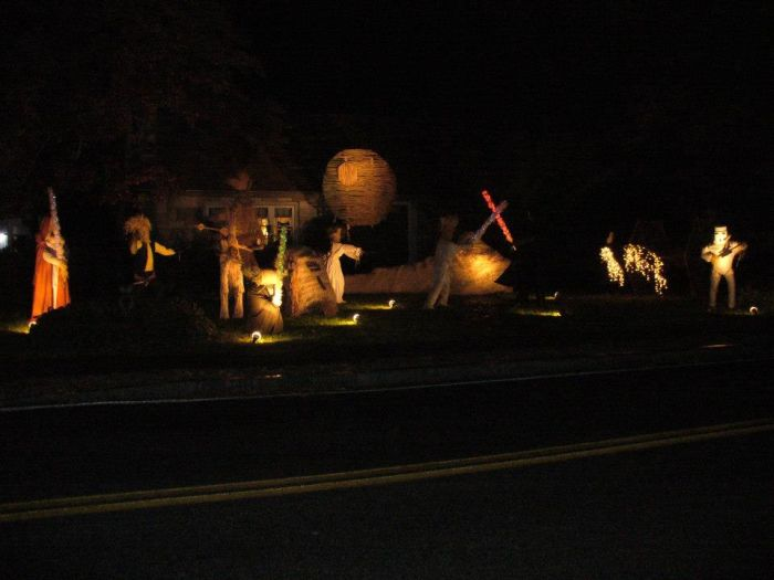 Star Wars Scarecrows (47 pics)