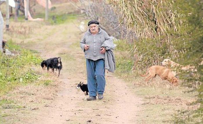 President of Uruguay José Mujica (11 pics)