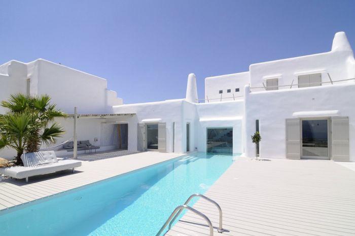 Beach House by Alexandros Logodotis (26 pics)