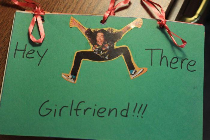 Hey There Girlfriend (12 pics)