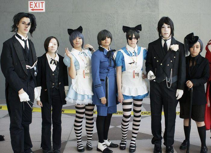 Cosplay of New York Comicon 2012 (69 pics)