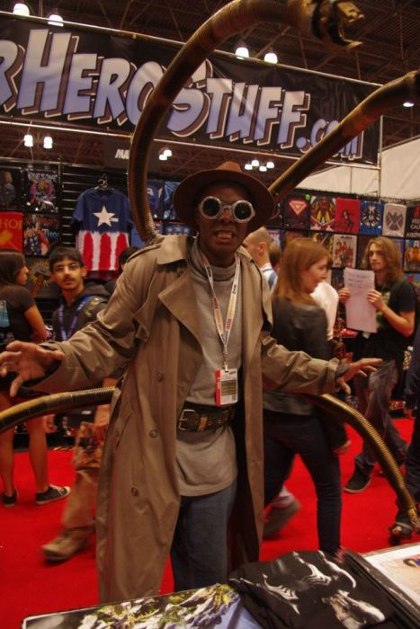 Cosplay of New York Comicon 2012 (69 pics)