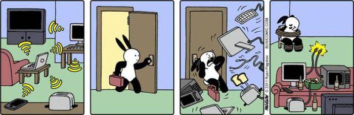 Buni Comics (36 pics)