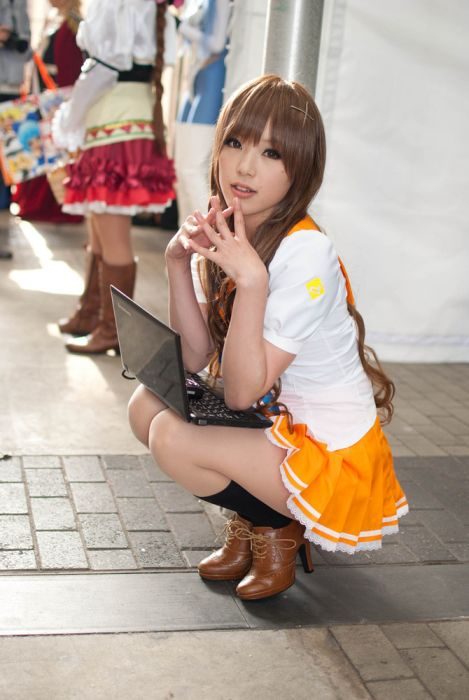 Pretty Cosplay Girls from Japan (53 pics)