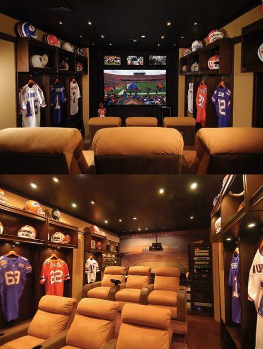 Rand Show Man Cave : Nice man caves