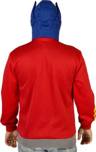 Optimus Prime Jacket (6 pics)
